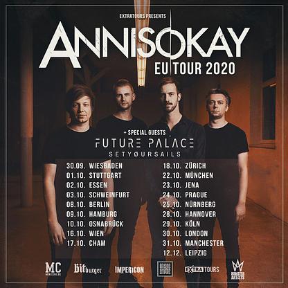 Annisokay Tour