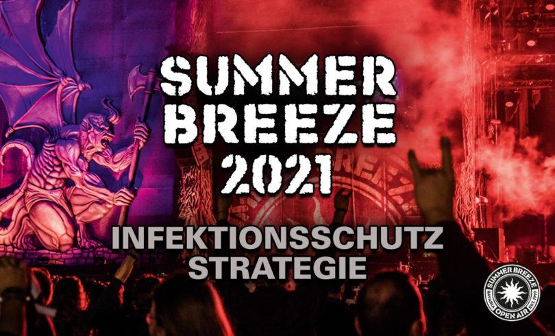 Summerbreeze Infektionsschutzkonzept