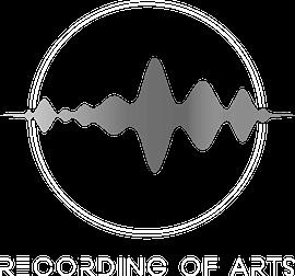 Recording of Arts Logo