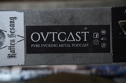 Sticker von Outcast (Podcast)
