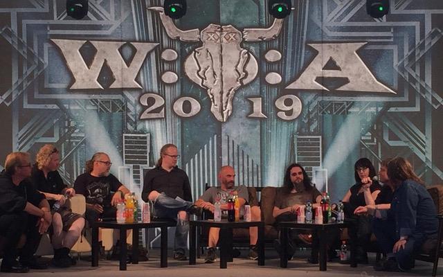Pressekonferenz zur Gründung der Wacken Metal Academy