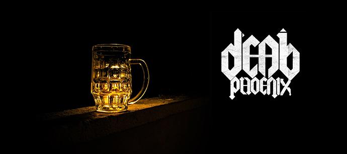 Bier mit Dead Phoenix